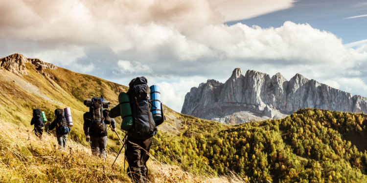 Men's Backpacking Course with Summit Adventure