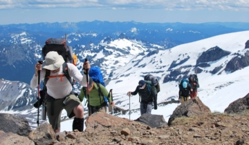 Rainier Climb with Summit Adventure