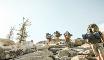 Mens Life Renewal Backpacking Adventure Summit Adventure