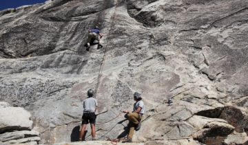 Summit Adventure Youth Rock Climbing Course